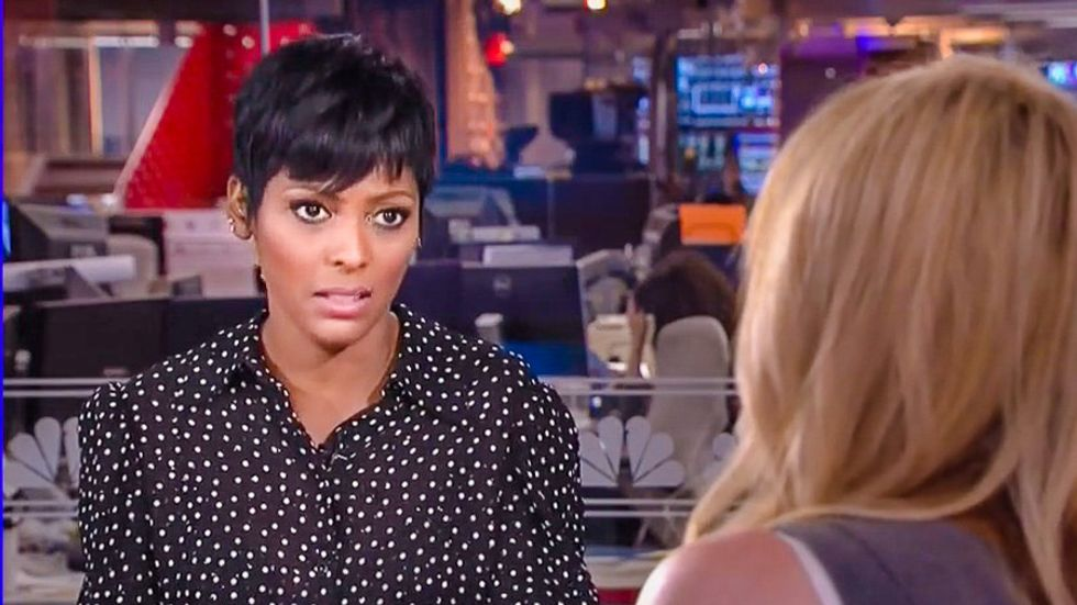 Tamron Hall in talks with ABC for daytime talk show after leaving NBC over Megyn Kelly