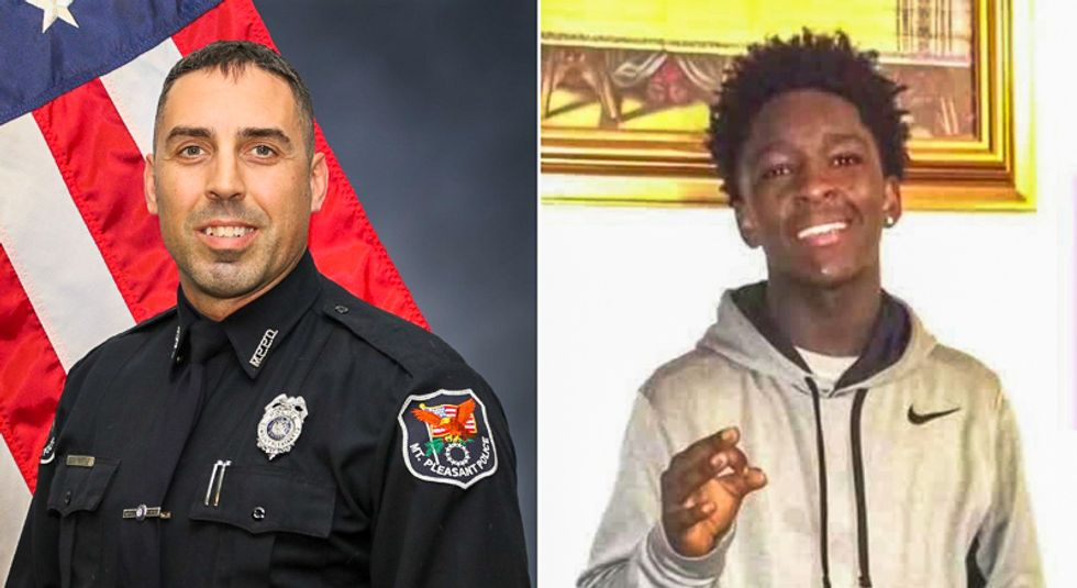 Officer won't face charges after killing black man who didn't have bicycle light