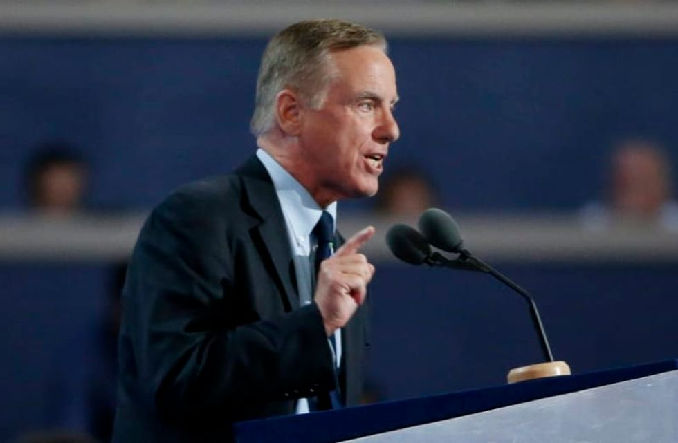 Howard Dean slams Trump's Israel plan, 'what it means to be a Jew'