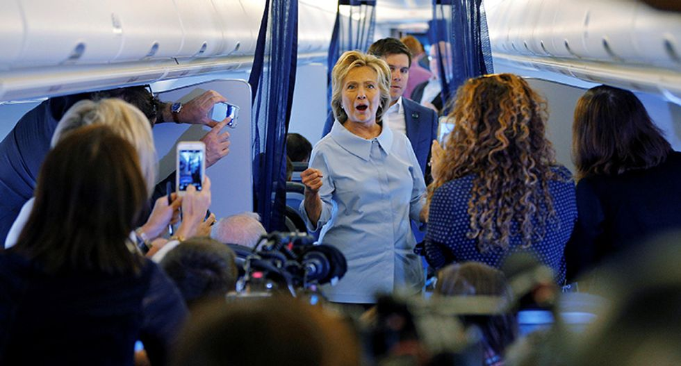 Trump, Clinton launch into final two months of campaigning