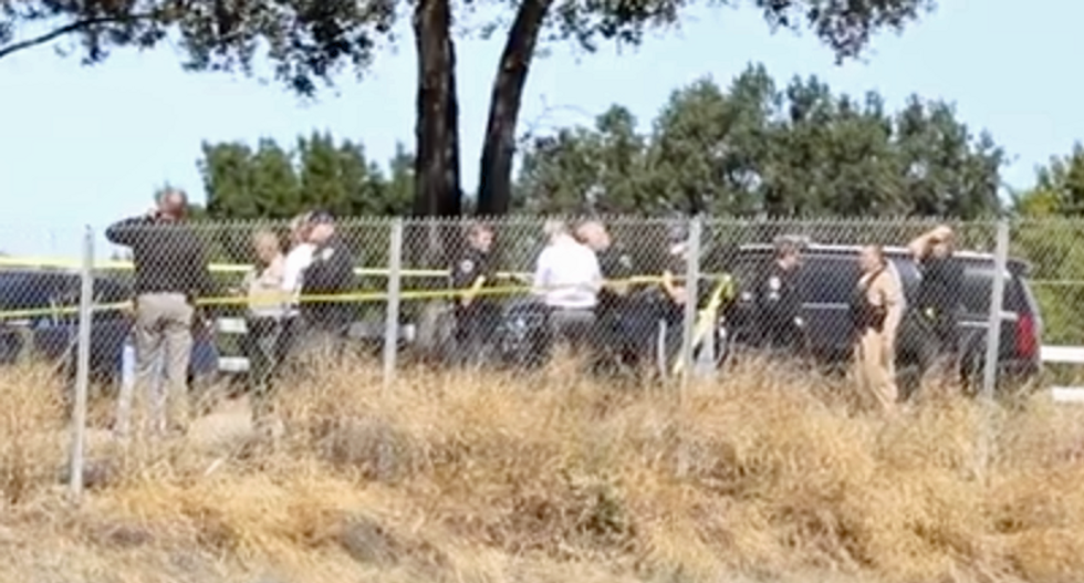 White supremacist gang member shot dead after ambushing police in California: report