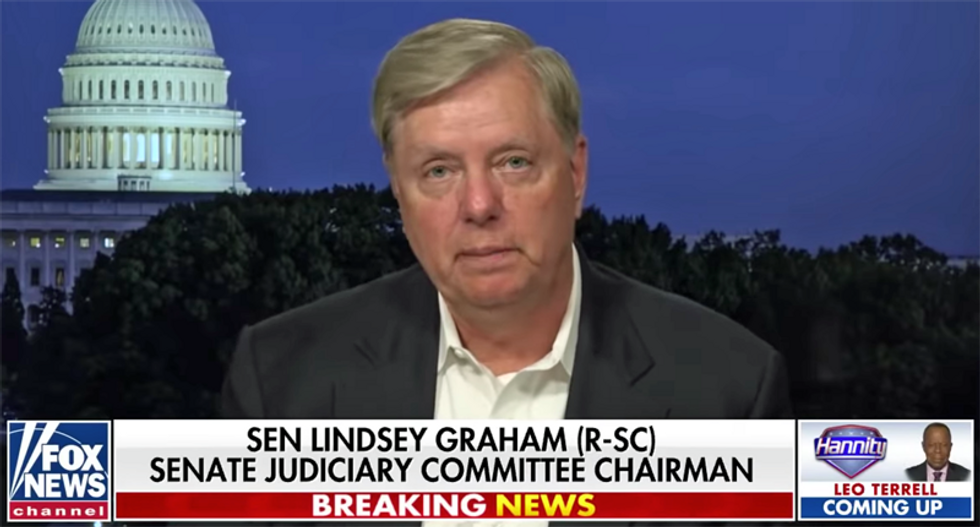 Lindsey Graham keeps begging Fox News viewers for donations: 'They're killing me money-wise'