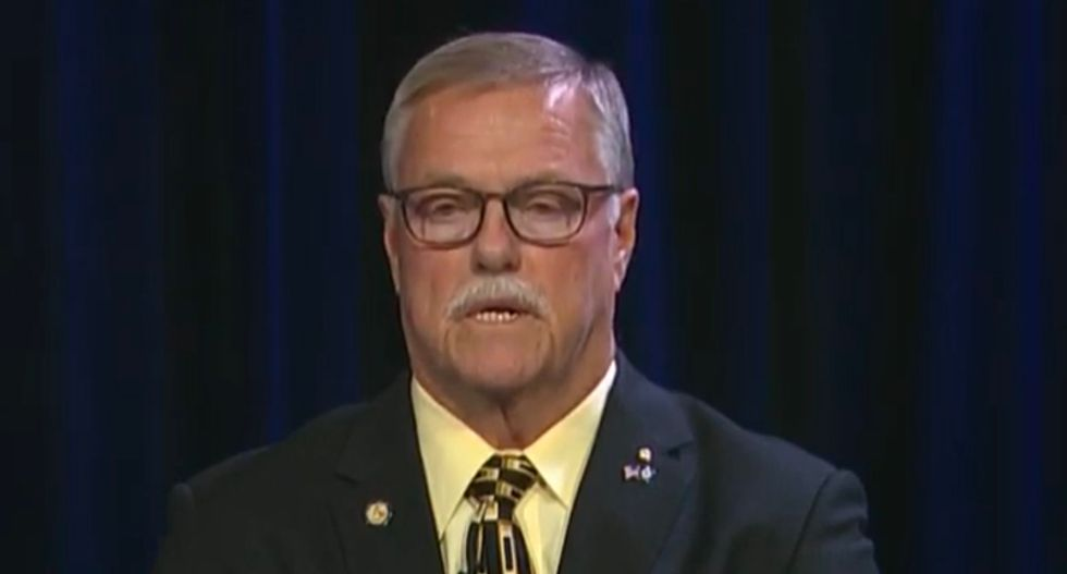 Minnesota Republican denies racism still exists in bizarre Senate debate rant