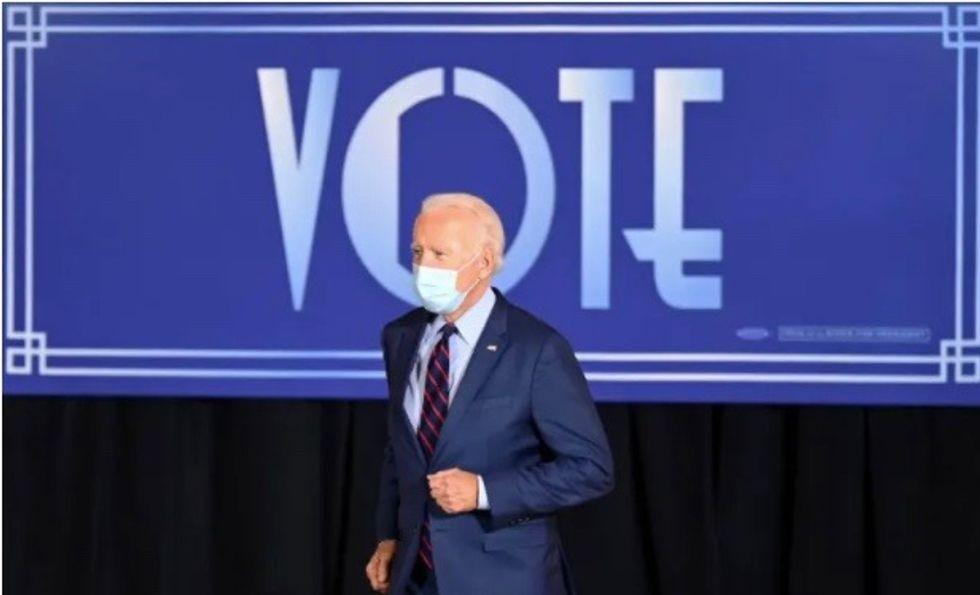 Joe Biden heads to Florida to court senior vote