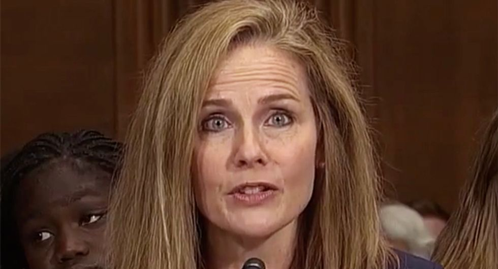 Warning fundamental rights and American lives at stake, 5,000+ lawyers urge Senate to reject Amy Coney Barrett