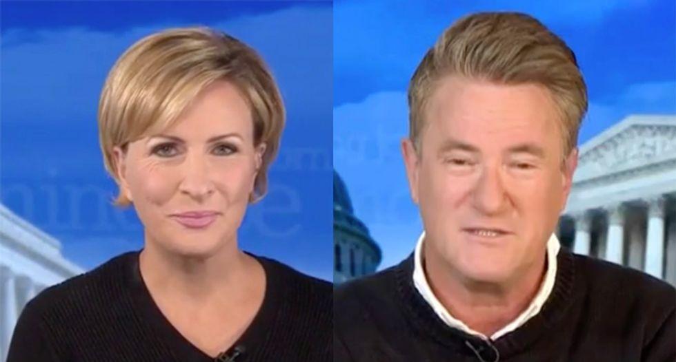 Morning Joe crew taunts Donald Trump with announcement that Putin congratulated President-elect Biden on win