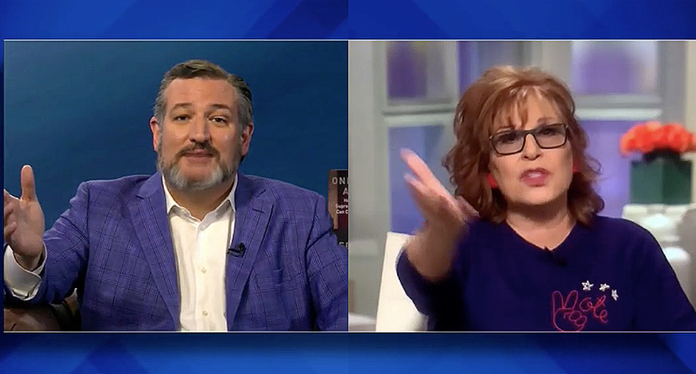 Ted Cruz gets flattened on The View after lashing out at Democrats amid huge COVID-19 outbreaks in Florida