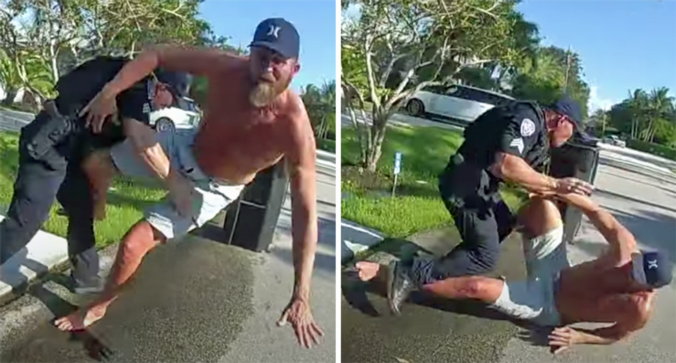 Florida police release body cam footage of arrest of former Trump campaign manager Brad Parscale