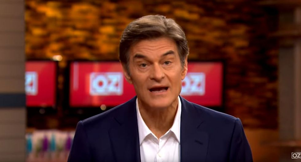 Dr. Oz will get a chance to grill Trump on his health this week -- what can we expect?