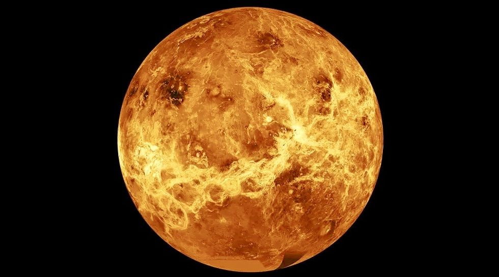 Back to Venus: Upstart company wants to beat NASA in search for life