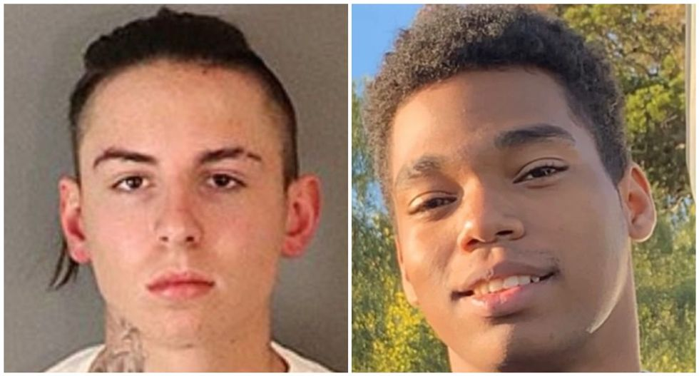 'Hail Hitler' messages found on phone of suspect accused of gunning down Black man: court records
