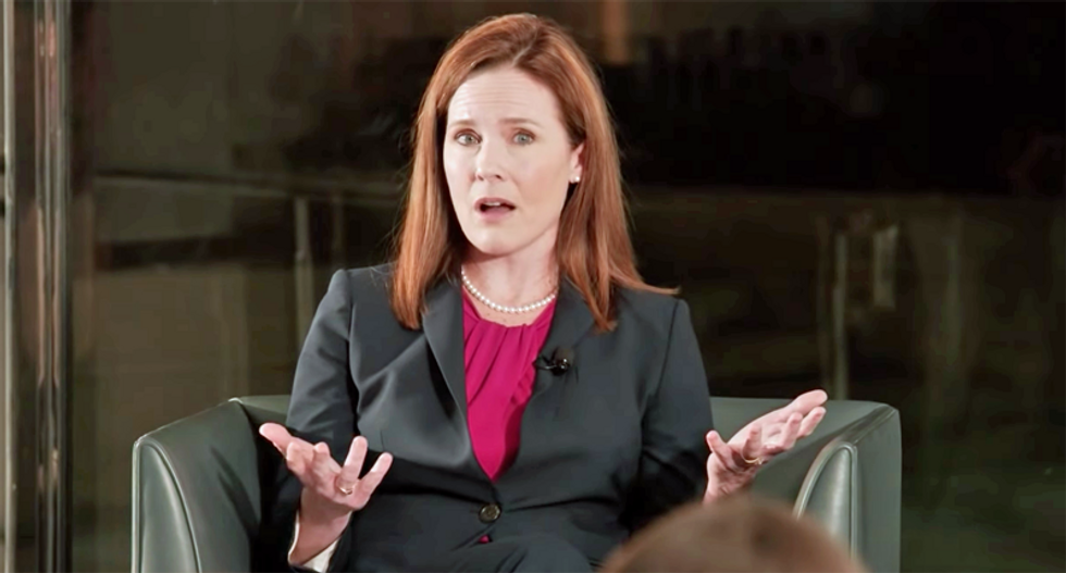 Trump makes it official: Controversial Amy Coney Barrett will be his next appointee to the Supreme Court
