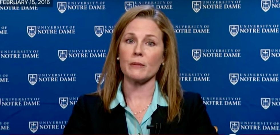 'A coup in the making': Expert says 'no mandate' for Amy Coney Barrett nomination