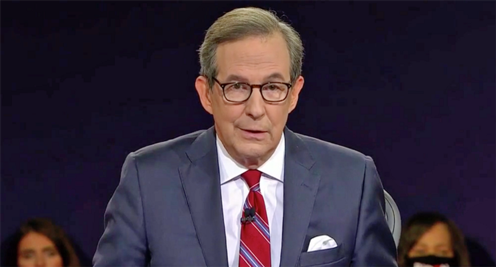 Chris Wallace ripped for letting Trump walk all over him in first debate: 'Is there a backup moderator?'