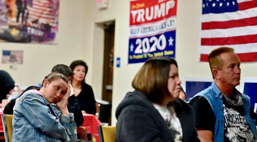 'Nobody won': Conservatives in Biden's hometown left cold by Trump debate