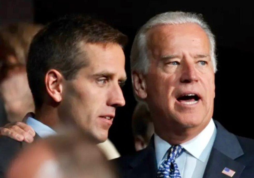 Beau Biden, an 'inspiration' for US Democratic candidate