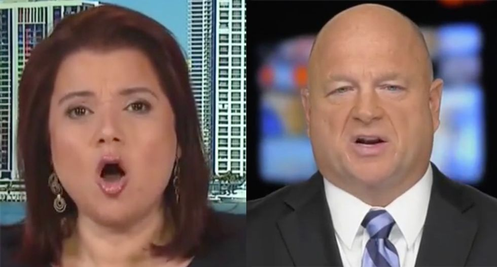 Ana Navarro goes off on Ivanka after Trump defender tries to drag Hunter Biden into debate discussion