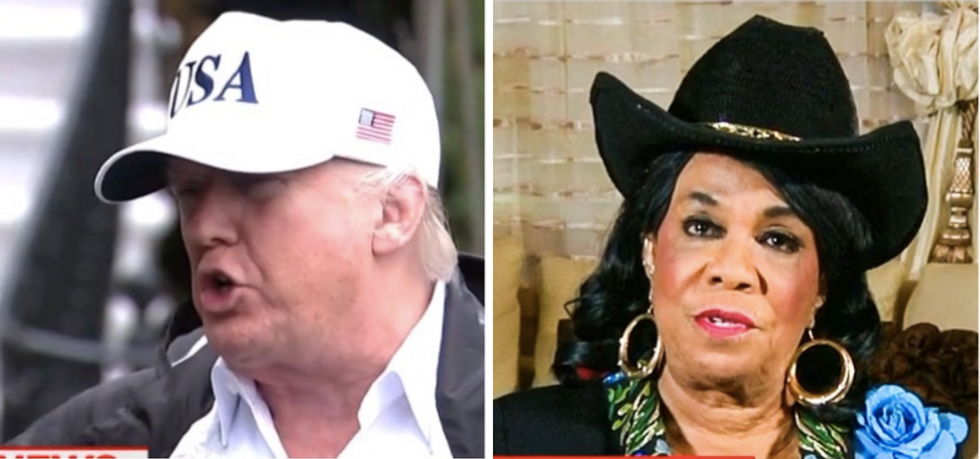 Joy Reid warns Trump and Kelly: Rep. Wilson is the wrong woman of color to make your new scapegoat