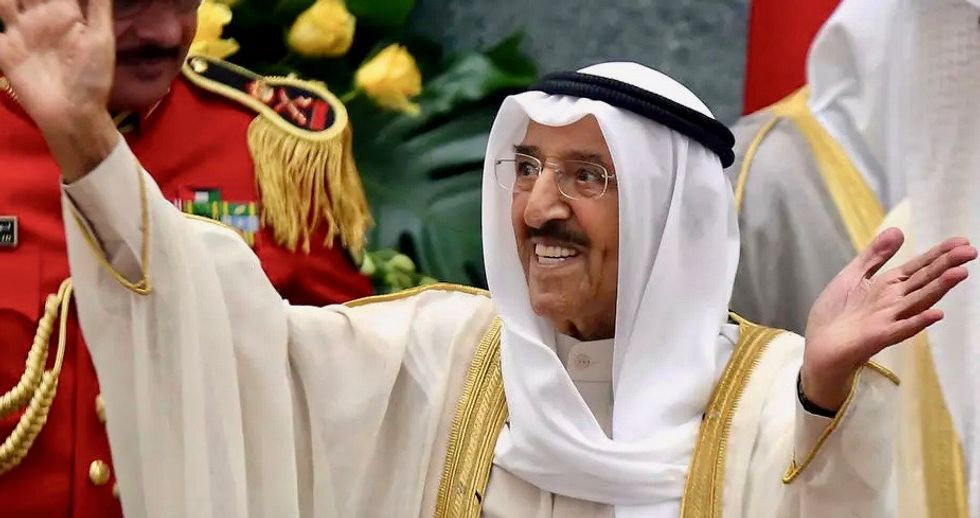 Kuwait's emir Sheikh Sabah dies at age 91: palace