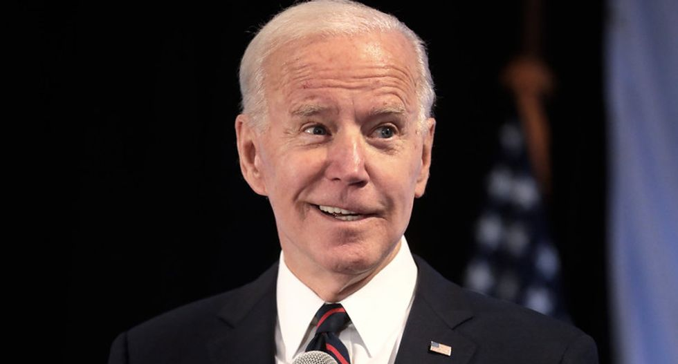 Biden projected to win Virginia's 13 electoral votes: CBS and Fox News