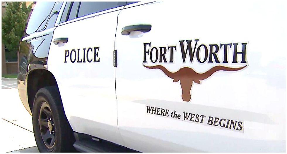 Fort Worth cop fired for racist Facebook post endorsing violence against Black men