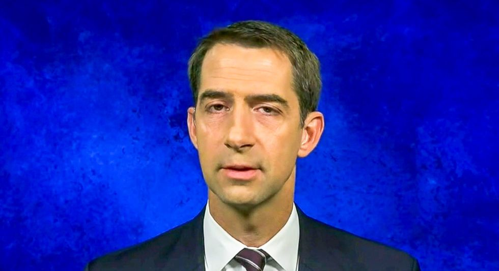 Tom Cotton: GOP senators with COVID will be 'wheeled in' to personally cast votes for Supreme Court