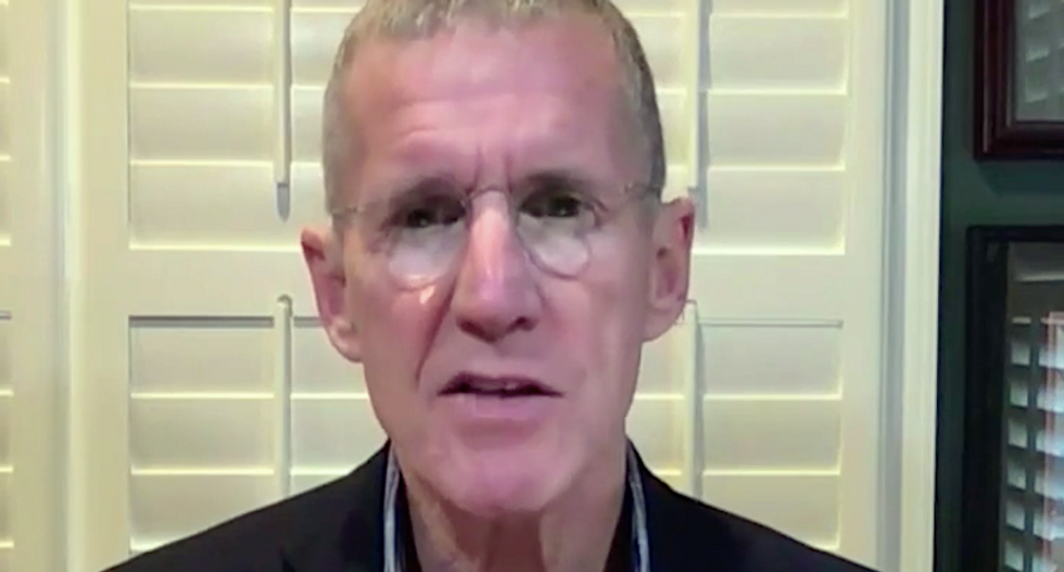 Gen. Stanley McChrystal endorses Joe Biden -- years after he was fired for criticizing ex-vice president
