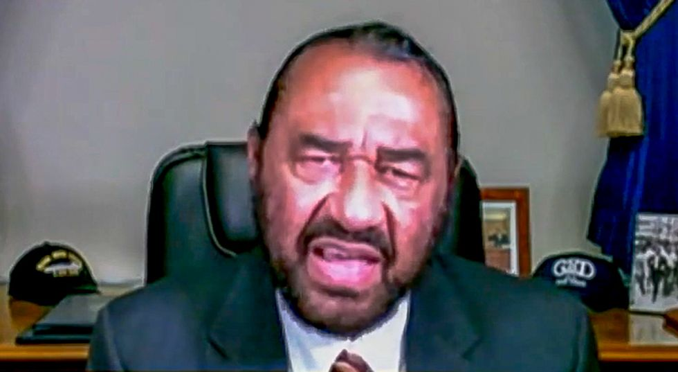 'Discrimination exists': Rep. Al Green fires back after C-SPAN caller lectures about 'pimps and gangbangers'