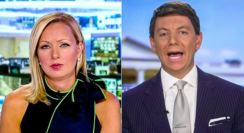 Fox News host blisters Trump aide over balcony stunt: 'He tore that mask off knowing he has the coronavirus'