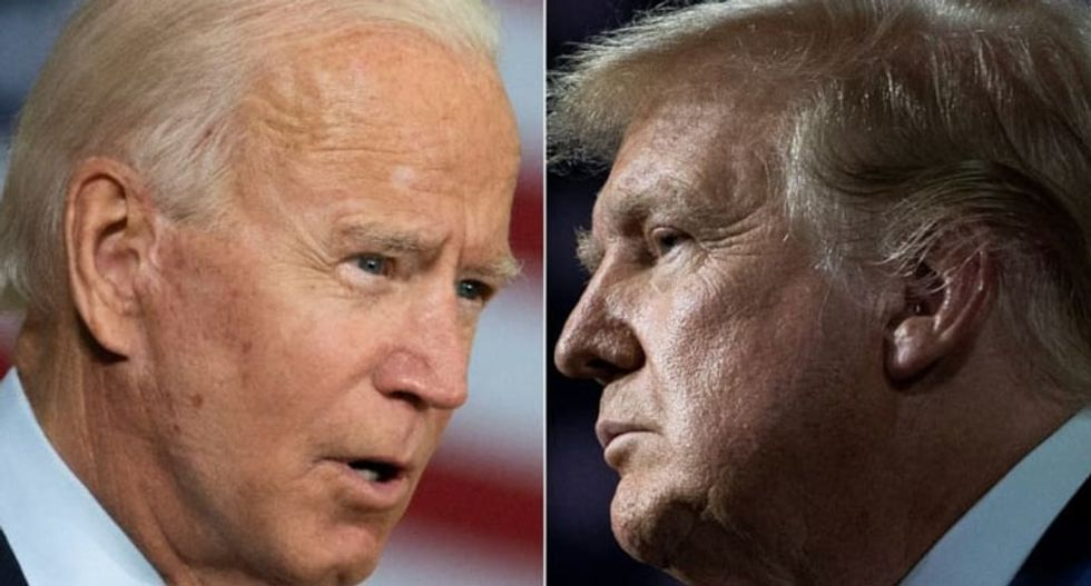 Biden opens up a whopping 16-point national lead over Trump: CNN poll