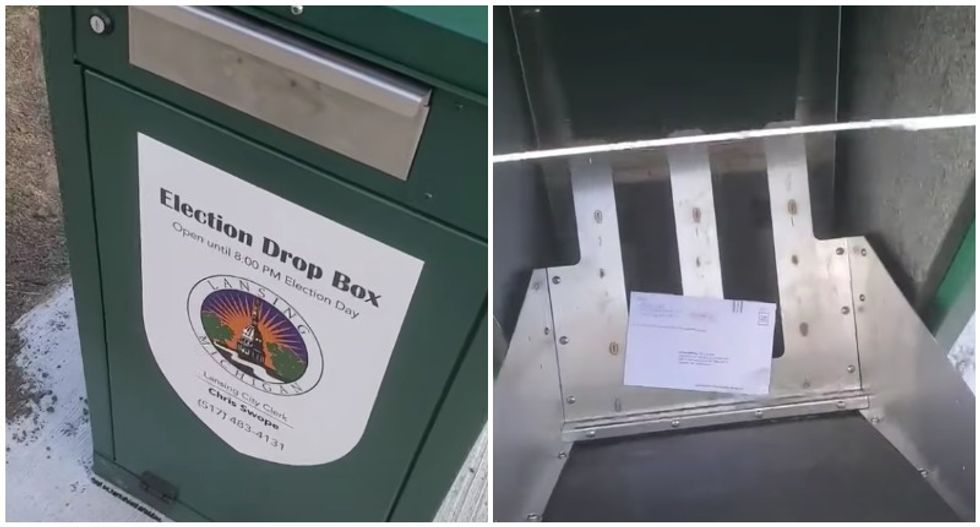 Michigan GOP's claim of 'compromised' absentee ballots quickly falls apart