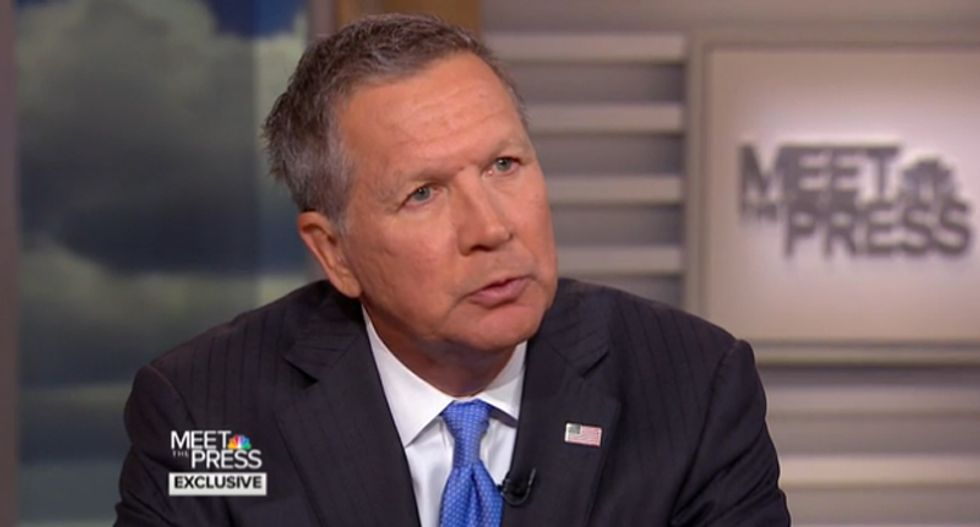 Kasich: Trump needs to apologize to Obama over birther smear