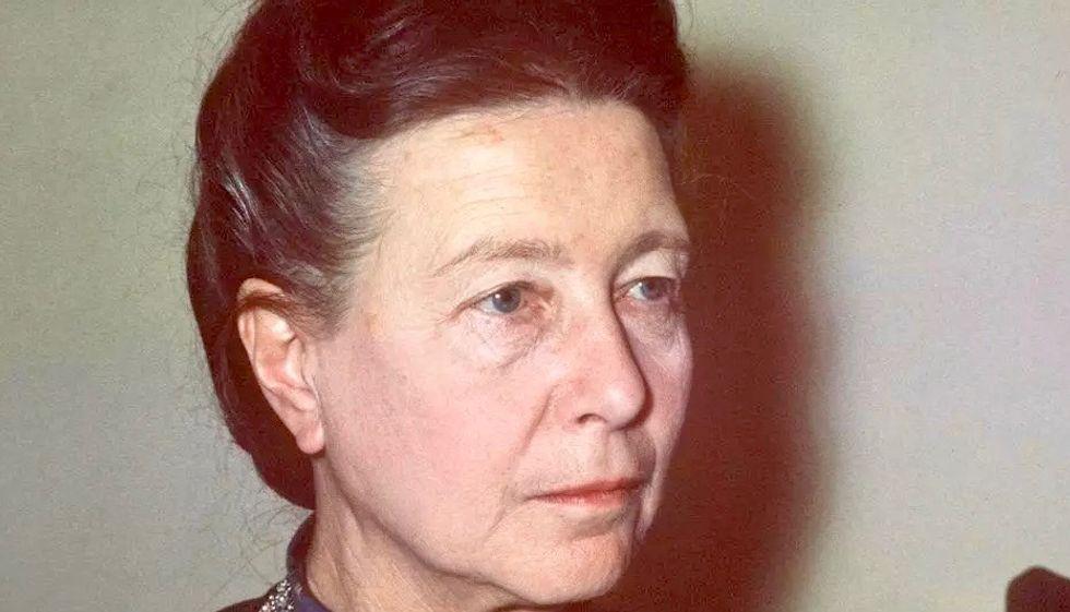 Simone De Beauvoir's tragic lesbian love story is finally published