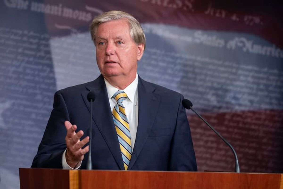 Lindsey Graham is under investigation in Georgia -- but lacks Trump's legal exposure: Palm Beach district attorney