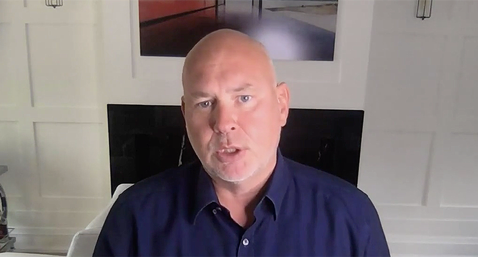 The Republican Party is an 'organized conspiracy' to maintain power: Steve Schmidt