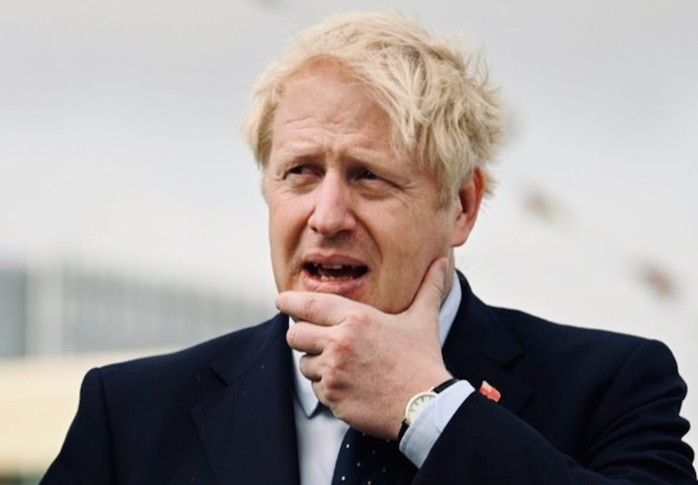 Trump asked Boris Johnson for help discrediting Mueller probe – one day after infamous Ukraine call