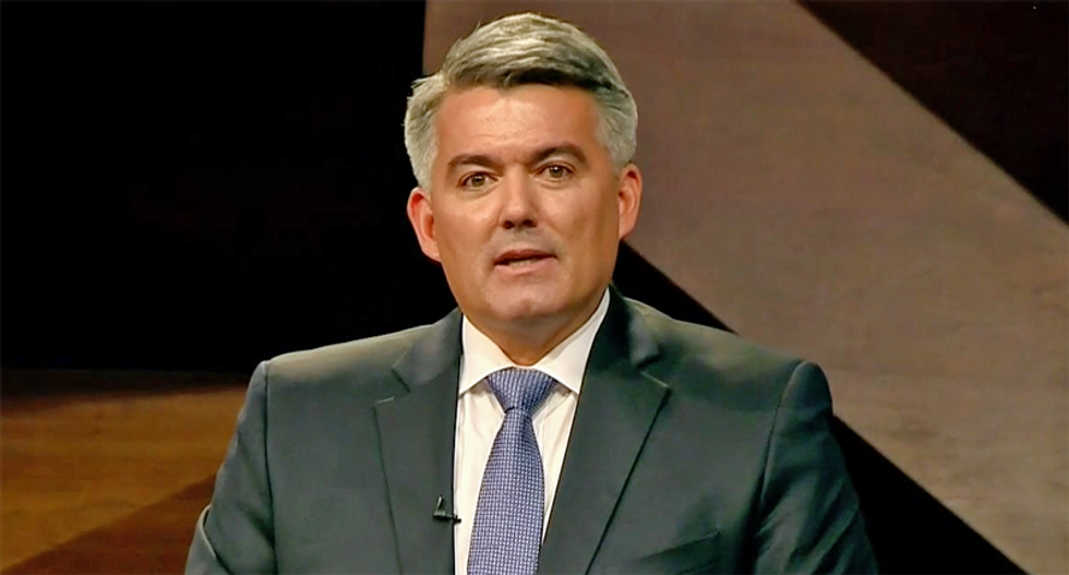 Brutal new Lincoln Project ad buries Colorado's Cory Gardner as Trump's 'yes man'