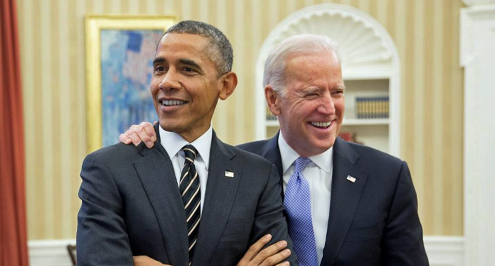 Obama pollster makes bold prediction that Biden will win by a larger margin than 2008 victory