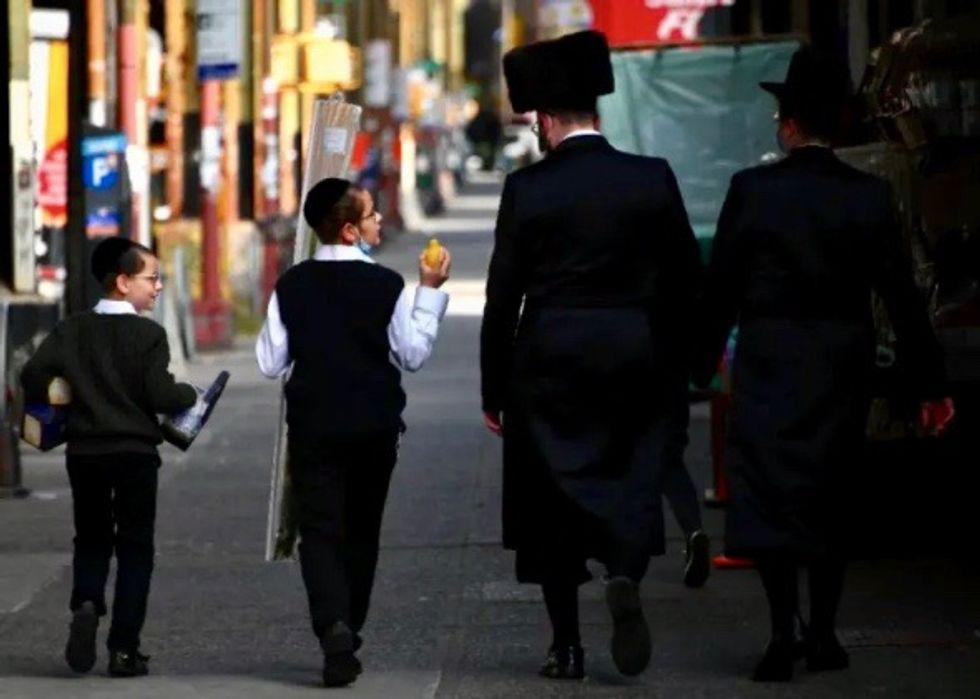 Orthodox Jewish synagogue fined over secret pandemic wedding