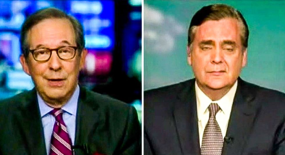 Chris Wallace slams Fox News pundit for whitewashing Barrett's future Obamacare vote