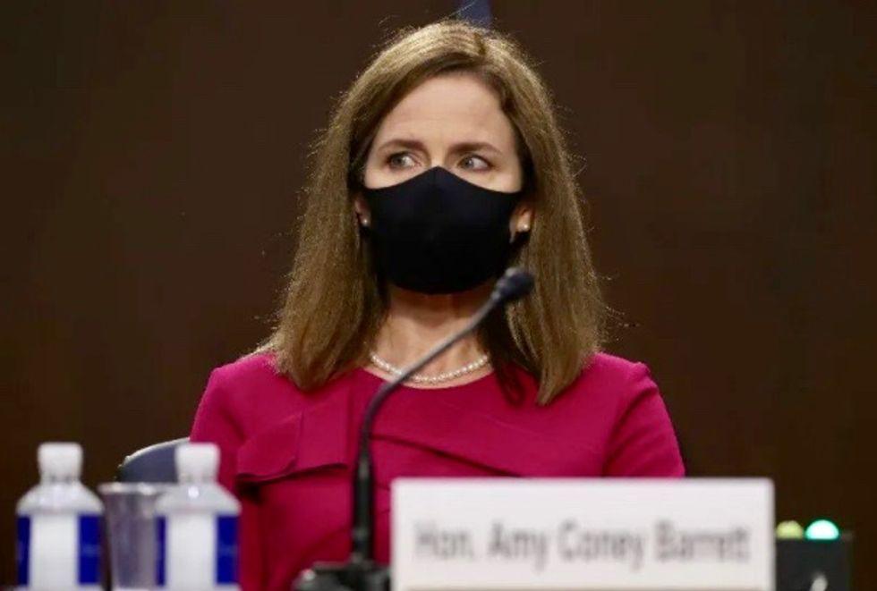 88 of Amy Coney Barrett's Notre Dame associates urge her to 'halt' nomination process