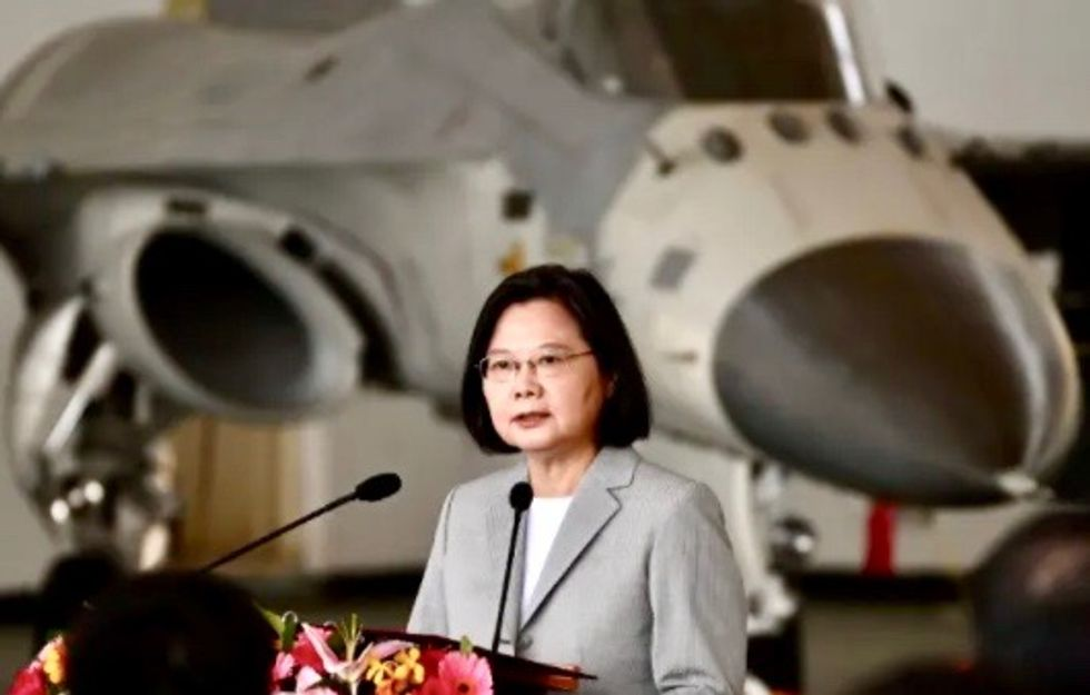 Trump aide urges Taiwan to 'fortify' against Chinese attack