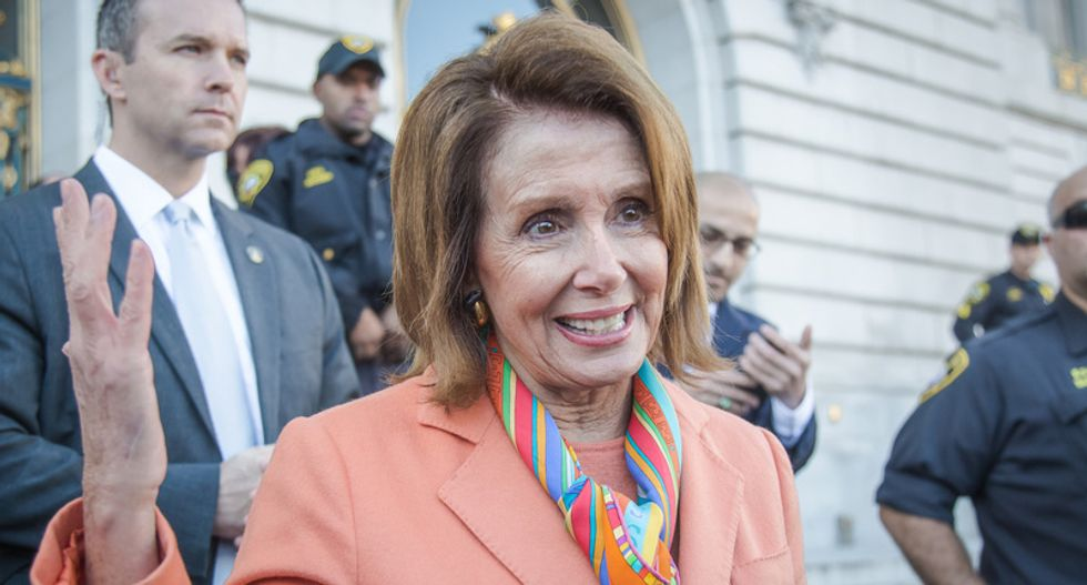 'Democrats have Trump by the balls': White House aides despondent after Pelosi tramples the president