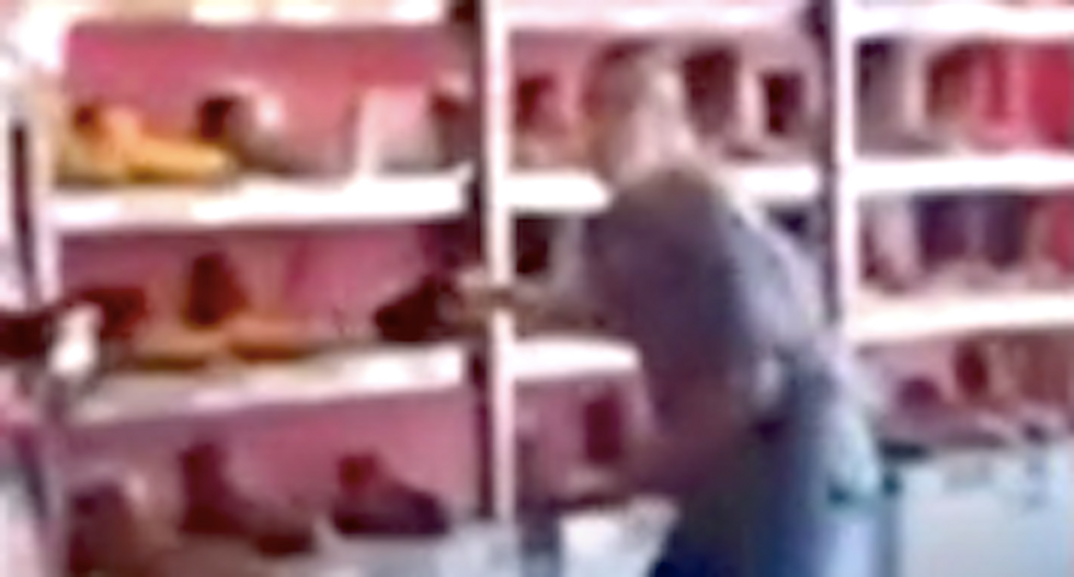 Texas man unleashes 'racial slur after racial slur' after clerk refuses to exchange boot purchase