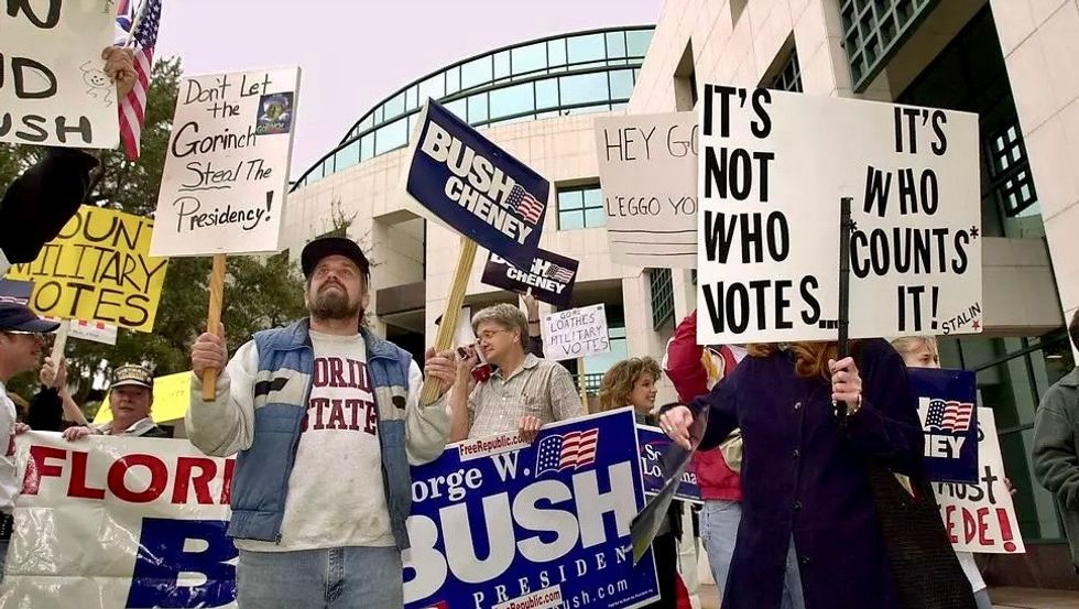 Republicans have been working toward this moment since well before Bush v. Gore -- and there's only one way to stop them
