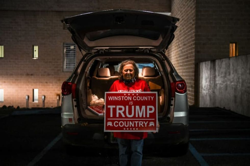Deep in 'Trump Country,' Alabamans hope he'll win 90 percent or more