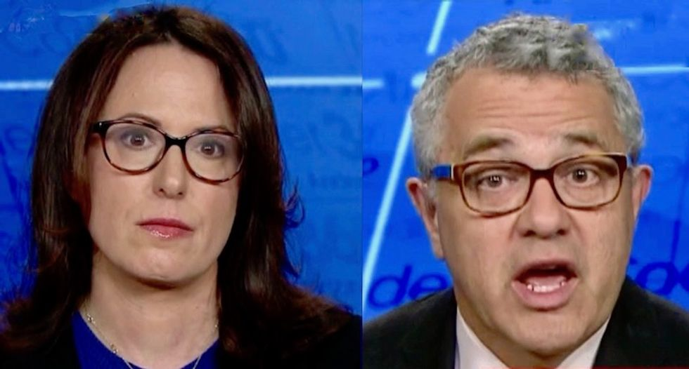 NYT reporter Maggie Haberman reveals why Trump expects acting AG Matt Whitaker to be 'his personal fixer'