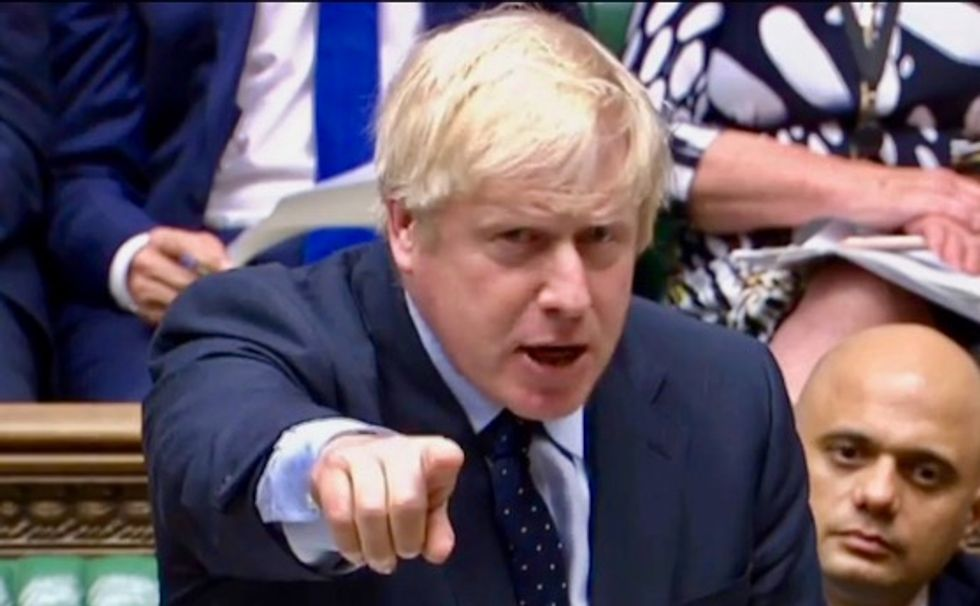 Another blow for Boris: British MPs delay vote on Johnson's Brexit deal