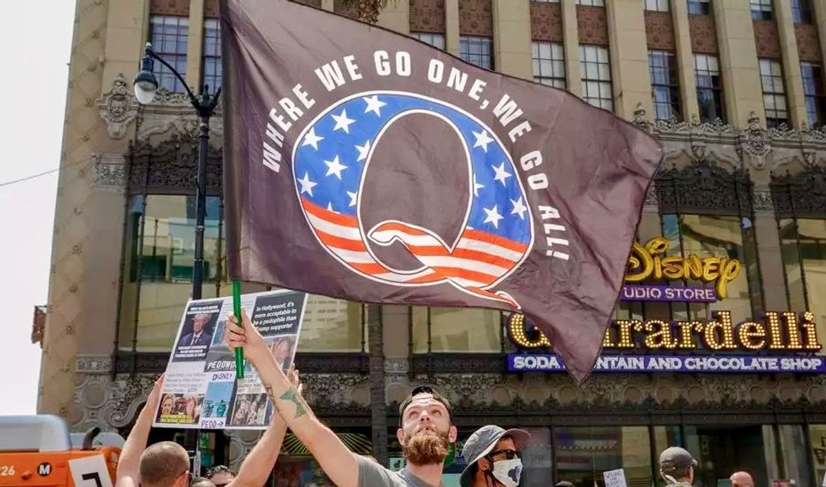 Trump's extreme-right backers angry and not going anywhere