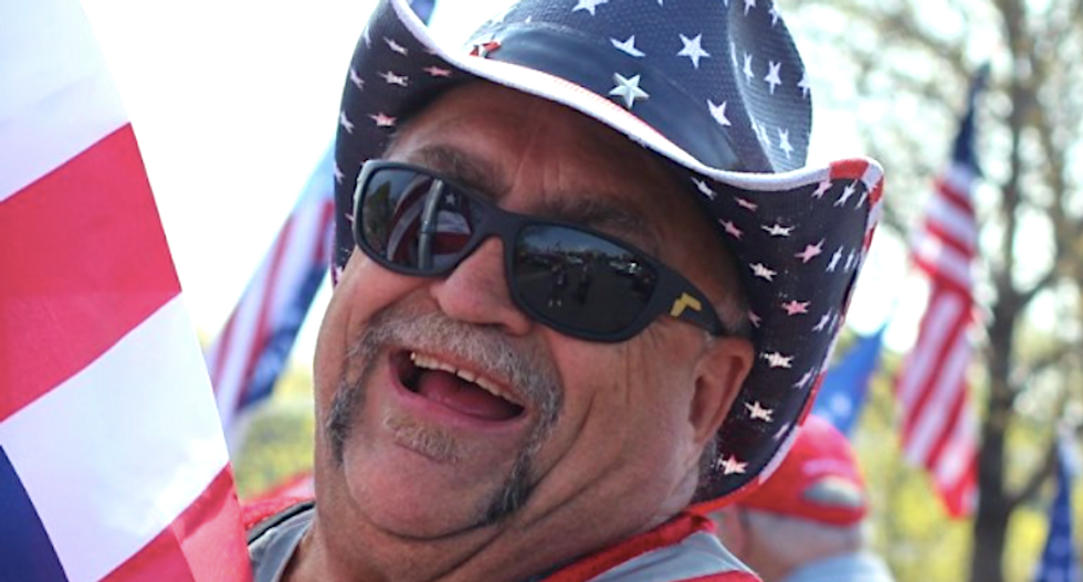 Trump superfan proven right in alcohol-related crash: 'I have a better chance of dying in a car crash than I do from COVID'